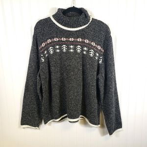 Christopher and Banks Winter Sweater